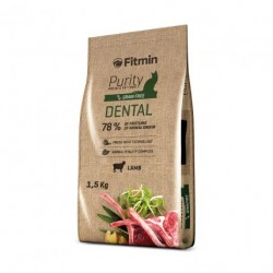 FITMIN CAT PURITY DENTAL -...