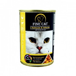 FINE CAT Konzerva pro kočky...