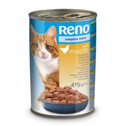 RENO konzerva pro kočky...