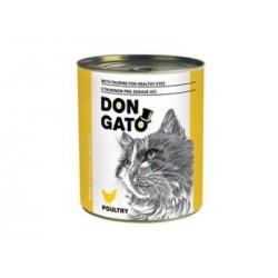 DONGATO konzerva kočka -...