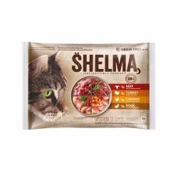 SHELMA kapsička kočka, MIX,...