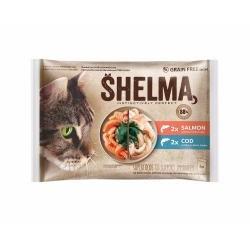 SHELMA Cat losos a treska,...
