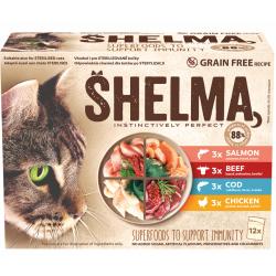 Shelma bezobilné dušené...