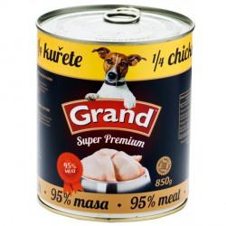 GRAND 1/4 KUŘETE 850G