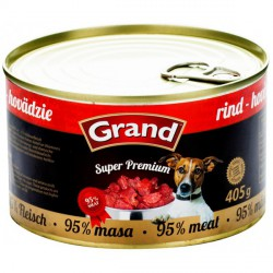 GRAND HOVĚZÍ 405G - DOG