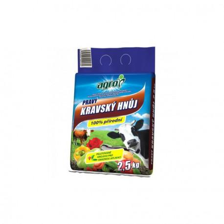 AGRO KRAVSKÝ HNŮJ 2,5 KG
