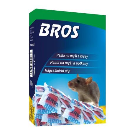 Bros měkká návnada na myši a potkany 100g
