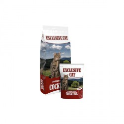 DELICAN EXCLUSIVE CAT COCKTAIL 10KG