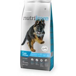 Nutrilove dog junior large 12kg
