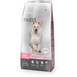 Nutrilove dog sensitive 12kg