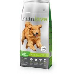 Nutrilove dog senior 12kg