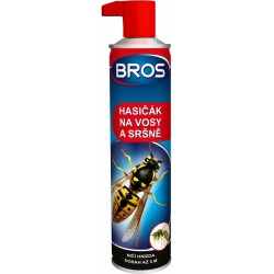 Bros spray Hasičák na vosy a sršně 600 ml
