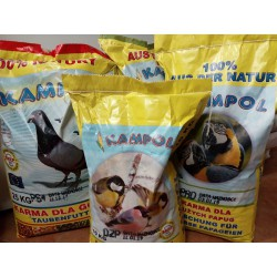 Kampol holub NOB - SEMENA OLEJNATÁ – BÍLKOVANÁ ENERGY 25kg