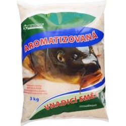 Mikrop ČEBÍN a.s. Aromatizovaná vnadící směs pro ryby 3kg