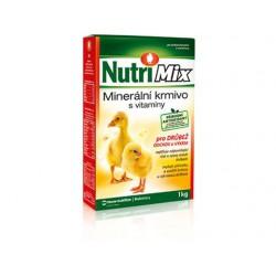 Biofaktory Nutri mix pro drůbež odchov a výkrm 1kg