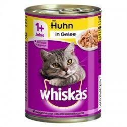 Whiskas 1+ konzerva s...