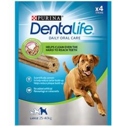Purina Dentalife Large 4 ks...