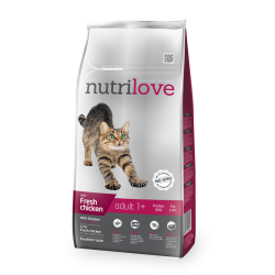 Nutrilove Cat Adult Fresh...