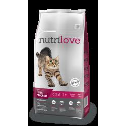 Nutrilove Cat Adult Fresh...