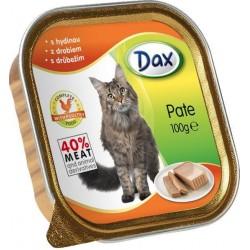 Dax vanička Cat drůbeží 100 g