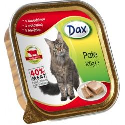 Dax vanička Cat hovězí 100 g