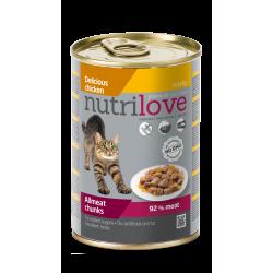 Nutrilove Cat konzerva...