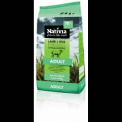 Nativia adult lamb/rice 1kg...