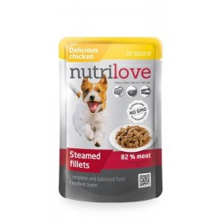 NUTRILOVE pes ADULT...