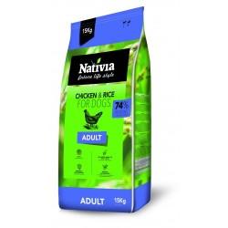 Nativia Dog Adult Mini 3kg