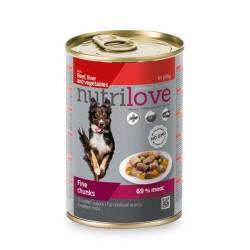 NUTRILOVE pes konz. jemné...